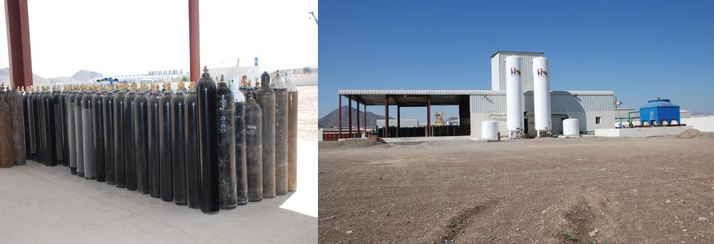 Al-Khabourah & Nizwa Gas Factory – Al Hosni Group International
