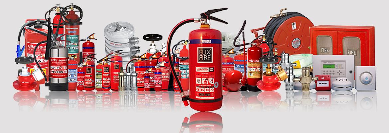 Fire, Safety Equipment Installation – Al Hosni Group International