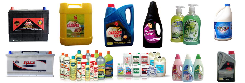 Scorpion Chemicals Factory LLC – Al Hosni Group International